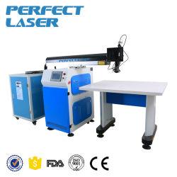 Alphabet-Zeichen-Laser-Schweißgerät-Elektronenstrahlschweißung-Elektronenstrahlschweißung des Kanal-Zeichen-LED