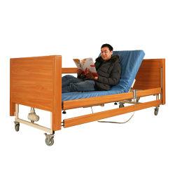 Het houten Elektrische Bed van het Ziekenhuis van het ZijComité voor het Medische Bed van Patiënten