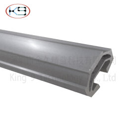 Tubo de liga de alumínio para estação de trabalho, bancada, Rack (AL-2088)
