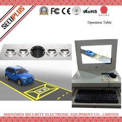 Fijadas en el vehículo alquiler de escáner, cámara de inspección del sistema de vigilancia de escaneo
