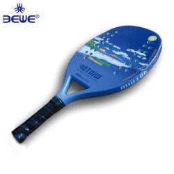 Nuovo migliore tennis personalizzato della spiaggia della racchetta di stampa Btr-4006