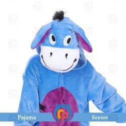 Commerce de gros Pyjama Onesie Costume Film Kid Cartoon Animal Costumes