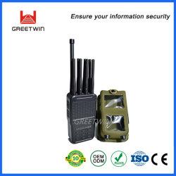 Bainha militar 5.5W celular portátil de bolso Jammer (GW-JO8RA-PRO)