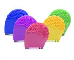 Soem-heißes verkaufendes Mini-BADEKURORT Silikon-Schallreiniger-im Gesichtnachladbares