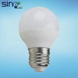 Lampada chiara economizzatrice d'energia della lampada LED LED di RoHS del Ce della lampadina E27/B22 5W di G45 LED