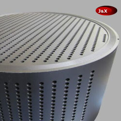 Disco della grafite per il cilindro della grafite dello scambiatore di calore