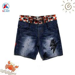 Groothandel Custom 3D Printed Sports Boy's Board Beach Shorts