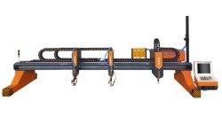 آلة قطع الشعلة الثلاثية الاقتصادية CNC