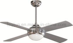 """plafondventilator van de Duim van 42/48/52 de """" Decoratieve Met het LEIDENE Lichte Houten Blad van de Lamp & Ce/ETL aan Europa Zuid-Amerika"""