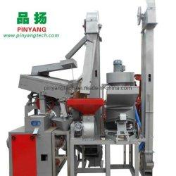 20 tonnes par jour à petite échelle Machine de traitement de riz