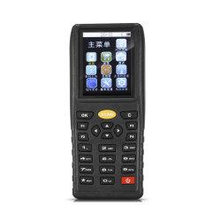 L'inventaire 433 MHz PDA de collecteur de données scanner de code à barres sans fil