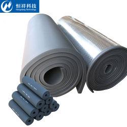 Strato Closed ad alta densità variopinto dell'isolamento della gomma piuma del PVC NBR delle cellule/materiale gomma piuma della scheda/tubo/tubo con l'auto aderito