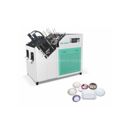 Ml400y automatische hydraulische Papierplatten-Herstellung-Maschine