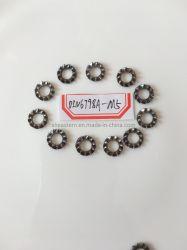 Зубьев зубчатых волнистая пружина стопорной шайбы DIN6798 из нержавеющей стали