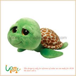 Los niños juguetes de peluche lindo muñeco de peluche tortuga tortuga