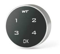 Un code électronique de verrouillage du tiroir-1610-00WT-M K0 Verrouillage du code PIN