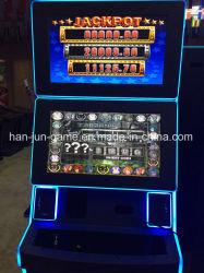 Helix aristócrata Casino de juego juego de tragaperras de vídeo de la máquina