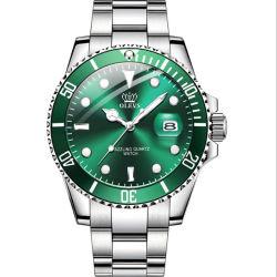 Relojes de lujo el Diseñador de 41 mm resistente al agua luminosa El hombre de marca de reloj de pulsera reloj de cuarzo Mens
