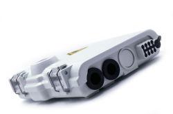 Оптоволоконный кабель клеммной коробки 8 Core H208 волокна распределительной коробки