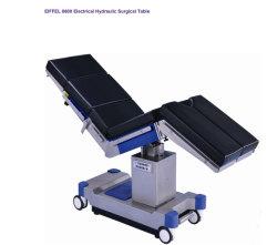 5개의 단면도 테이블과 미끄러지기 기능을%s 가진 전기 유압 외과 테이블 또는 운영 테이블