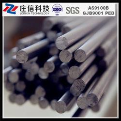 중국 공장 가격 주식에 있는 고품질 티타늄 6al-4V 둥근 바