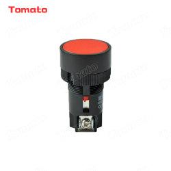 Interruttore di pulsante rotondo rosso di Xb2-Eh per la macchina del video gioco della galleria