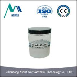 99% 99,6% de pó branco de hidróxido de alumínio para Grau industrial