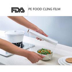 Производство биологически разлагаемое прозрачных стретч пленки PE Stretch пищевую Wrap продовольственной пленки с Anti-Fog