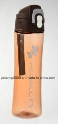 Meilleur prix clairement sportif de qualité supérieure 700ml Plastique Bouteille (HN-3008)