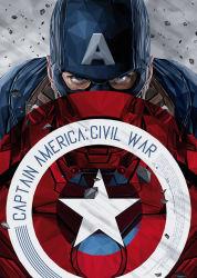 Captain America Diamond 5D canvas peinture d'impression