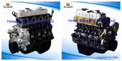 Motor de bloco longo/curto bloco para o motor Isuzu 4JB1 4JB1T