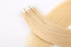 Jungfrau Remy Haut-europäische Haar-einschlagextensions-Vor-Verbundenes Haar