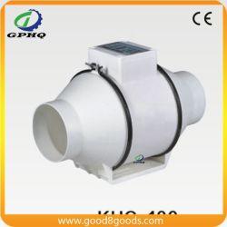 Plastiek van uitstekende kwaliteit Twee - Ventilator 150mm van de Buis van de snelheid Gealigneerde
