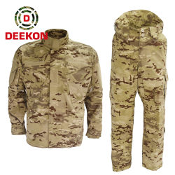 Uniforme militare del Acu del camuffamento ignifugo del Montenegro Vcg Multicam