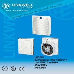 Новая серия вентиляционного фильтра с помощью электровентилятора системы охлаждения двигателя по электромагнитной совместимости, энергосберегающая, High-Equality Lk3245