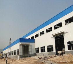 Isolierungs-Wand-vorfabriziertes Stahlkonstruktion-Werkstatt-Gebäude
