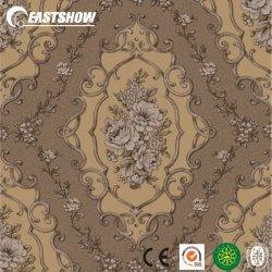 新しいダマスカスパターン高品質PVC壁ペーパー