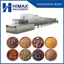 Sécheur à vide de micro-ondes de cannelle Spice équipement Machine Etuve de séchage des aliments