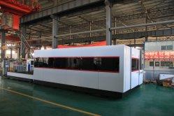 Laser-Metallschnitt 1000W 4000W 6000W CNC-Maschinerie für Verkauf