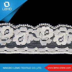 Tessuto caldo del merletto del tricot di vendite di disegno di Africian