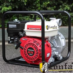 """Honda Power 5.5HP original a gasolina bomba de água centrífuga (2"""", WP20, 2 polegada)"""