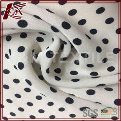 Prodotto stampato intessuto della viscosa di 100% per il vestito dall'indumento