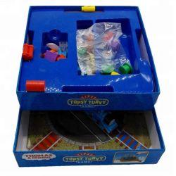 Jogo de tabuleiro de plástico de PVC de Design Personalizado adultos intelectual de jogo