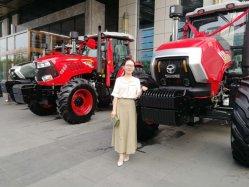 China Taihong Marcas 110hp/120 CV/130 hp/150 CV 4 Cylindrer energía Diesel 4WD lanza el tractor