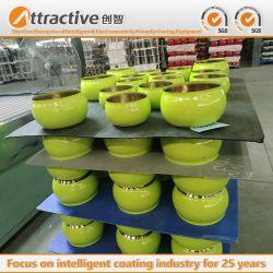 Chinas wird hochwertiger industrieller Sprühgeräten-Puder-Farbanstrich-Produktionszweig verwendet, um Kuchen-Formen zu bilden