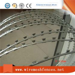 Alta rete metallica del rasoio di Secruity per la rete fissa della prigione