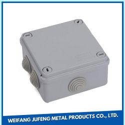 Scatola di giunzione di plastica elettrica del PVC/scatole di giunzione elettriche