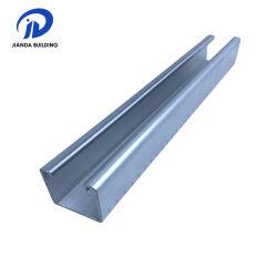 De hete Verkoop Aangepaste Straal van het Aluminium C voor het Profiel van het Kanaal van U van het Staal