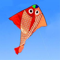 カスタム子供の昇進のおもちゃは装飾のギフトの動物のコイ凧をからかう