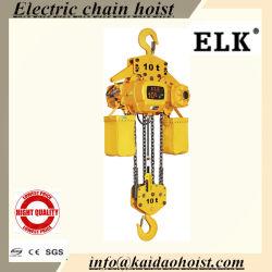 10ton máquina de elevação elétrica com gancho